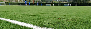 RadiciGroup takes the field with the Italian National Football Team: new high-performance artificial grass turf at the Coverciano football technical centre