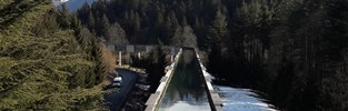 Geogreen: Open doors at Campignano hydroelectric power plant