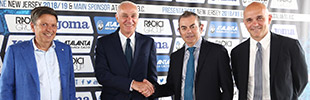 RadiciGroup, main sponsor of Atalanta B.C.  in the Italian Serie A, UEFA Europa League and Italian Cup