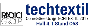 RadiciGroup at Techtextil 2017 from 9 to 12 May