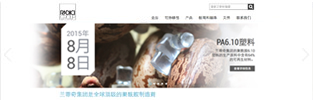 RadiciGroup announces the launch of the Chinese version of its website.