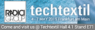 RadiciGroup na Techtextil 2015 de 4 a 7 de maio