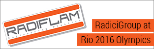 Rio 2016: RadiciGroup at the Olympics with Radiflam®.