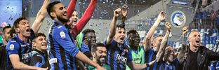The Group teams up with Atalanta in Champions League